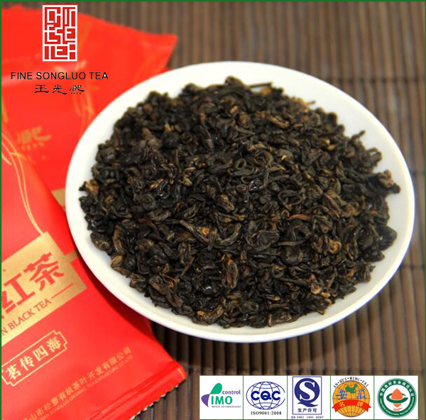 Top quality world famous Keemun black tea from Huangshan China