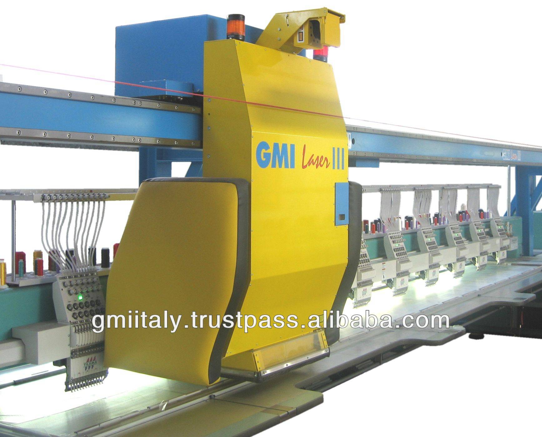 GMI Laser III 200w laser cutting machine