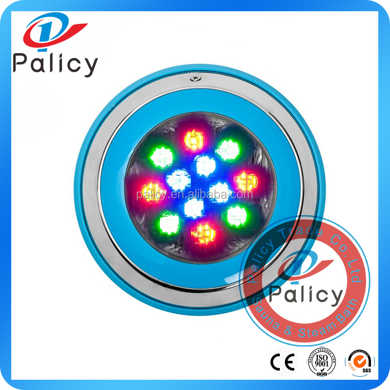 Quality guaranteed ip68 led underwater light for swimming pool