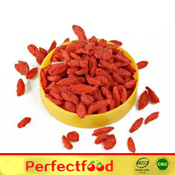 Chinese high quality dried goji berry(organic goji berry)