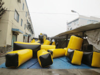 2014 inflatable paintball bunkers for sale