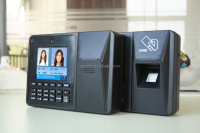 Biometric Time Attendance Machine with color TFT display