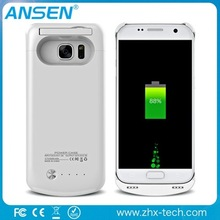promotional 1 year warranty mobile power supply battery charger phone case for samsung galaxy s7