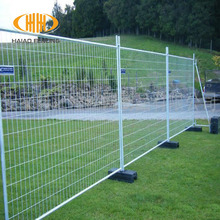 Hot sale China suppliers Australia easy install temporary fence panels manufacture