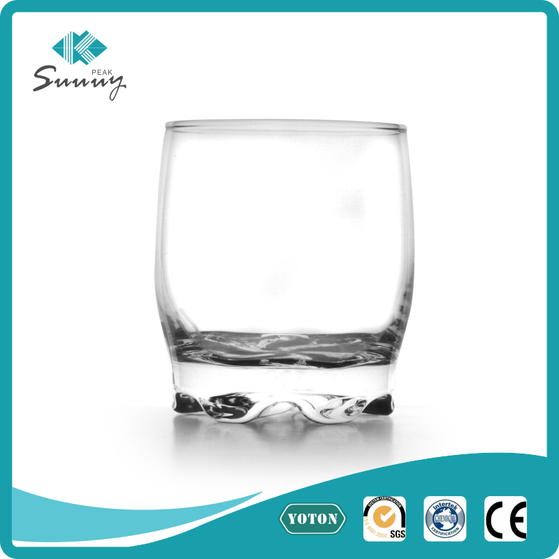 Best Selling new design glass water cup wisky cup wine cup for reataurant