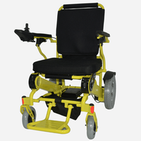Brushless motor electric wheelchair with company cheap price