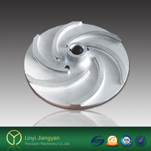Stainless Steel lost wax casitng Pump Impeller