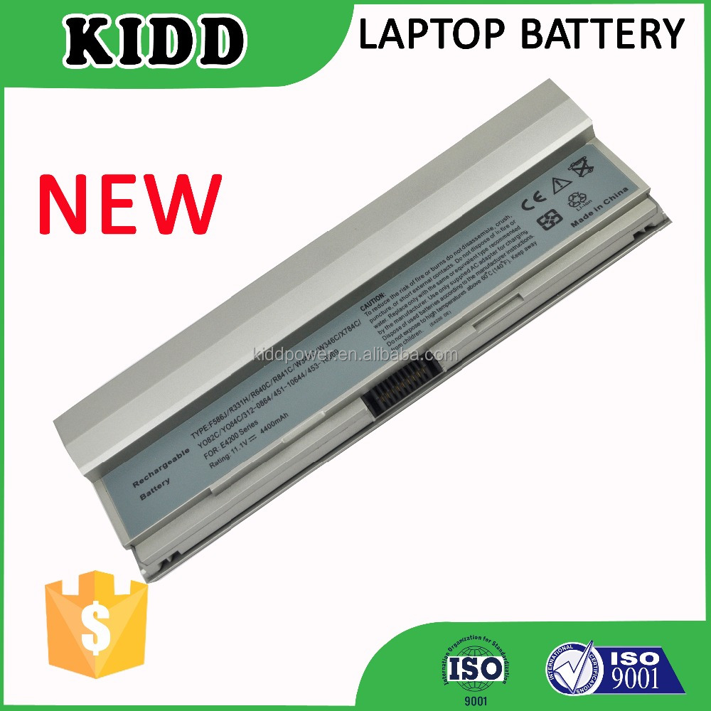 laptop batteria E4200 for DELL F586J R331H R640C R841C W343C W346C X784C Y082C Y084C 312-0864 451-10644 453-10069