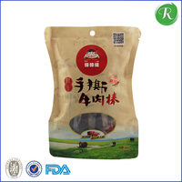 unibag lost cost pistachio nut packaging bags with window confectionery paper bags /