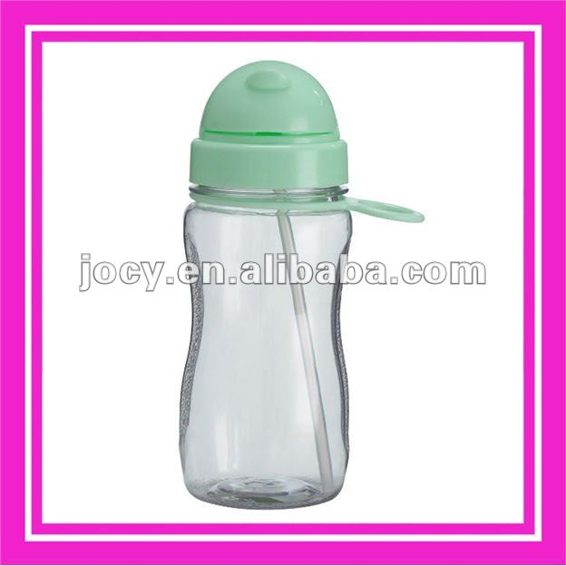 Plastic Drinking Bottle with Ice Tube 8119