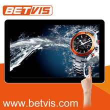 New Launch wireless Internet information access touch screen display