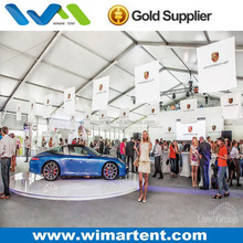 25x85m Strong Structure New Product Display Tent for Auto Show