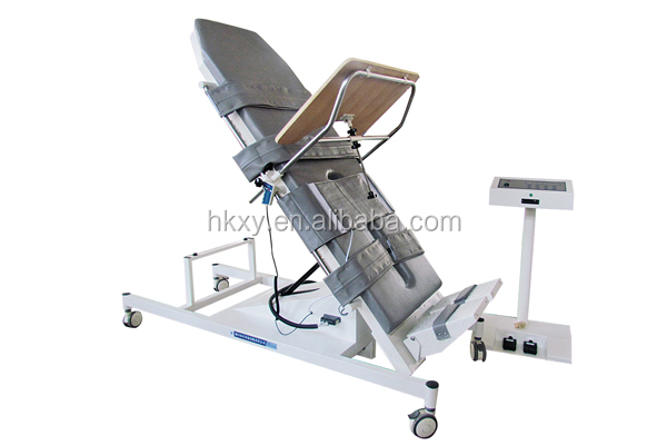 Tilt table/rehabilitation tilt table/medical treatment tilt bed