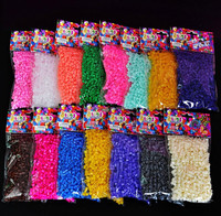 2014 new toys children funny puzzle Non-toxic Eco-friendly Plastic 5mm mini DIY hama perler beads 400beads/bag