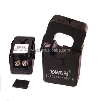 4 20ma Dc Output Split Core Ac Current Transducer Buy