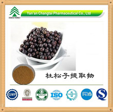 High Quality Pure Natural Juniper Berry P.E. Powder