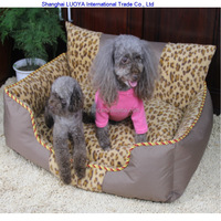 Custom wholesale low price dog sofa,pet cushion kennel run dog house