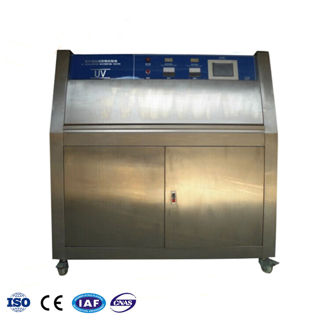 ASTM G 53 UV Accelerated Weathering Aging Test Chambers