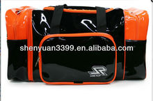 Hot sale sports leisure dry duffel baseball bags for travel
