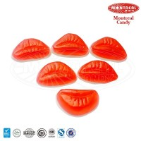 Lips sugar free soft candy jellies bulk