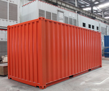20ft Used Prefabricated Container Office House China Price For Sale
