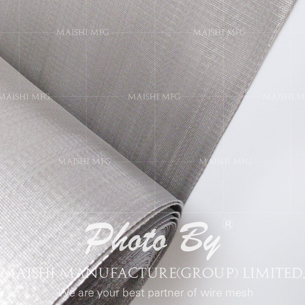 food grade stainless steel micron wire mesh