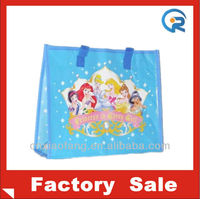 Factory customized reusable big designer bagdesigner Shopping bags