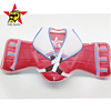 Top quality EVA foam ,sponge and PU martial guards taekwondo chest guard