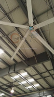 WMC FANS Make a cooling and ventilation functions industrial cooling fans HVLS fans
