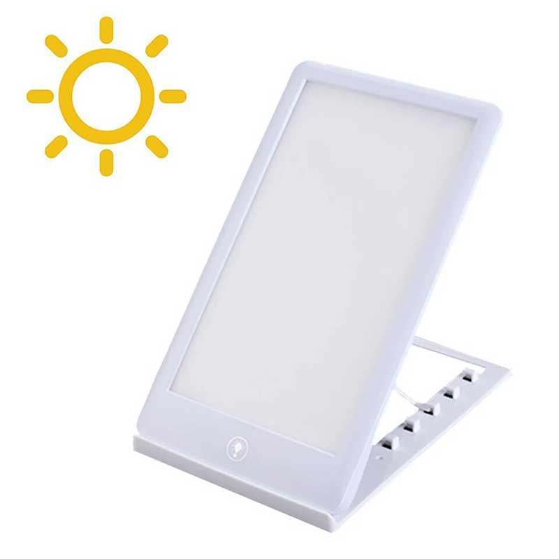 New Lighting 15000/24000/33000 Lux Led Lamp Box Sad Light Therapy Lamps Led Mood Light Medical Led Panels For Health