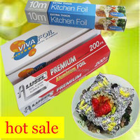 FDA SGS certified Cleaning easy food keeping aluminum foil packing paper