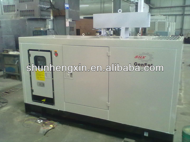 16kw/20kva diesel generator set silent generator powered by engine (404A-22G1)