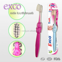 Oral care system Best selling soft bristle kids toothbrush, baby toothbrush