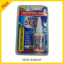 Customized Adhesive 20g Bulk Super Glue For All Use
