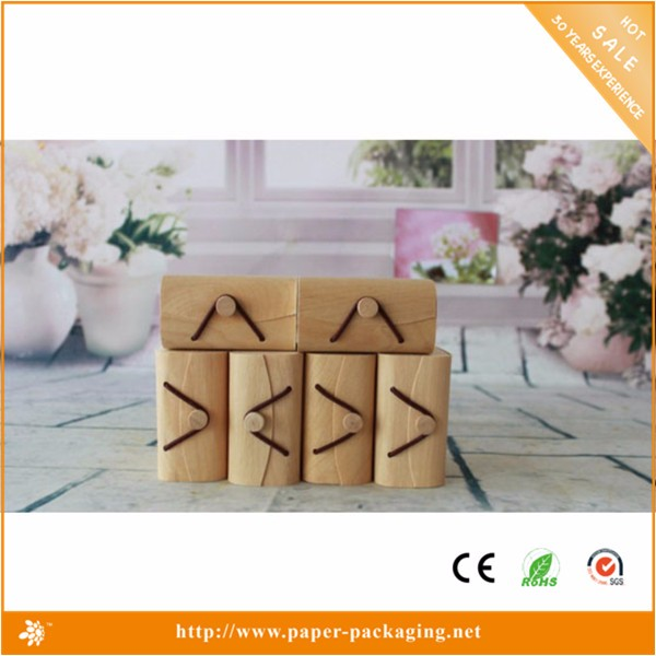 2015 Wholesale Cheap Custom Small Wooden Packaging Box