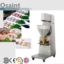 CE approved fish meat balls forming /frying /boiling/making machine