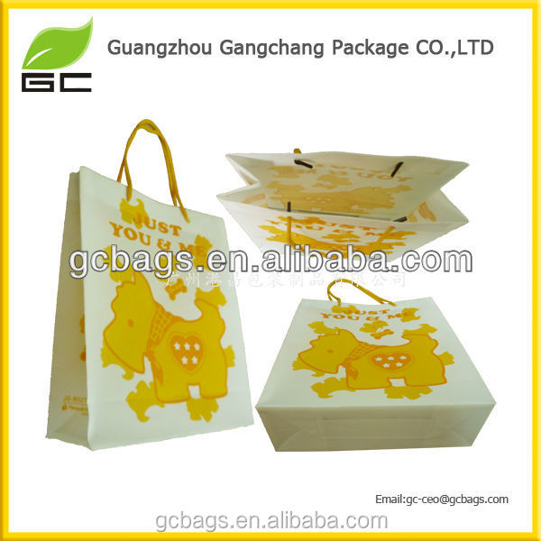 Top Quality New Fashion Hot Sale Heat Resistant LDPE Nursery Plastic Beach Bag