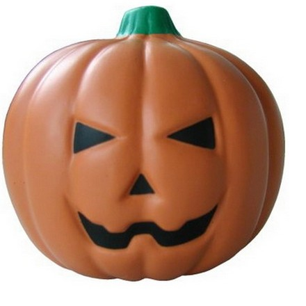 anti-stress toy pu foam pumpkin