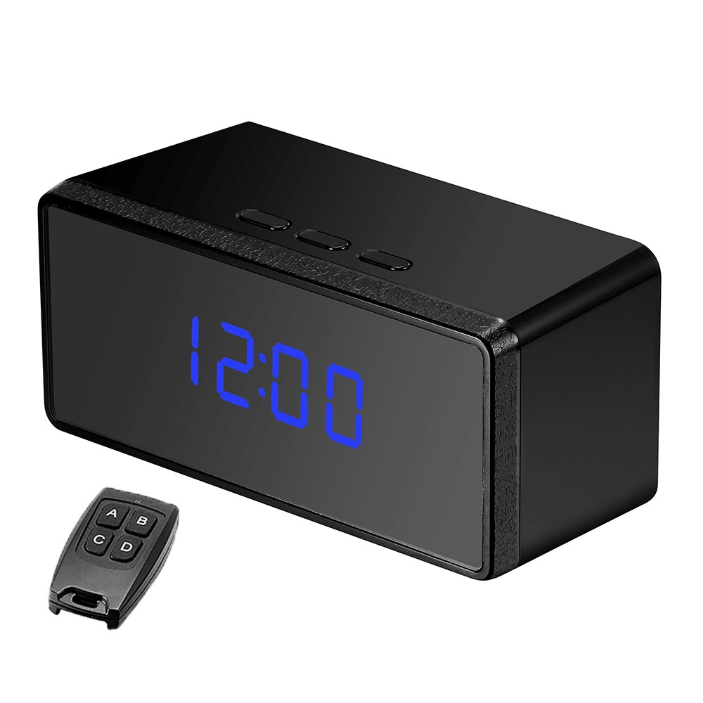 All Types Hidden Camera Hot Selling Digital Alarm Clock CCTV Hidden Camera with Long Time Recording