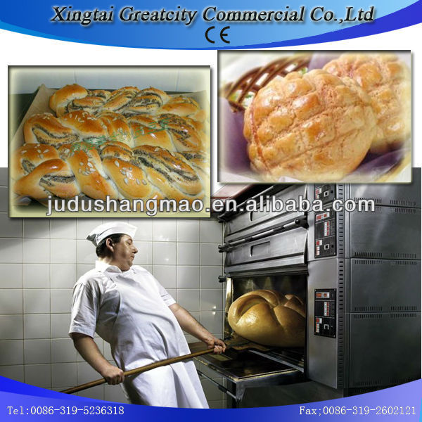 Bread baking machine/bakery oven price