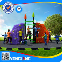 2015 Special design exercise funny climbing wall for kids (YL-PY009)