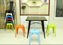 2015 Alibaba China Suppliers /high bar chair/Industrial stackable leather metal Bar stools