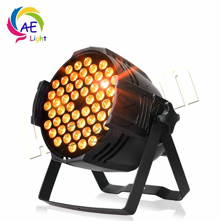 3W 54 RGB 3 in 1 LED Par Light Full colors 54 Par DMX512 LED Par 54