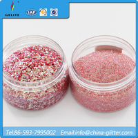 Wholesale Rainbow Glitter Powder