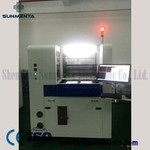 Automatic SMT fpc pick and place machine bolt-on machine stiffener sheet mounted machine for flexible PCB
