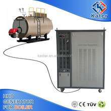 fuel power saving 1.6l/h water consumption hydrogen generator for boiler