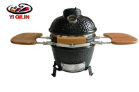 Portable 13 Inch Meat Kettle BBQ Smoker Grill For Sale