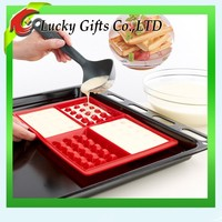 Heat Resistant Durable Non-stick Silicone Waffle Slab Mold