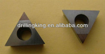 cnc tungsten carbide insert