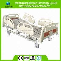 BT-AE113 3-function 10-part bedboard cheap hospital bed making for sell